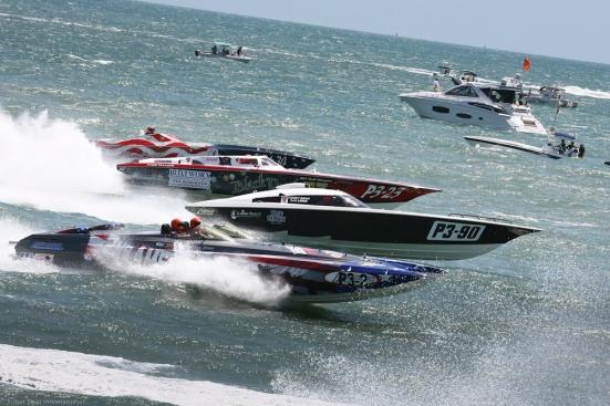 2014 Cocoa Beach Schedule Event -5th Annual Space Coast Super Boat Grand Prix Dry Pits -The Cove Location -Cape Canaveral, FL